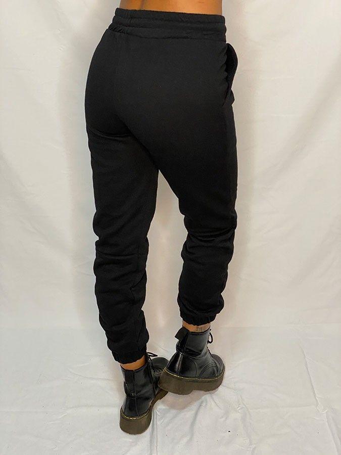 Pantalón jogging felpa