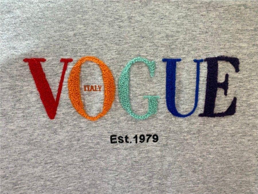 Sudadera Vogue