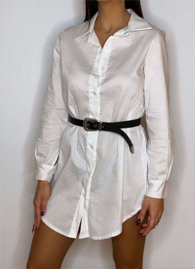 Vestido camisero básico